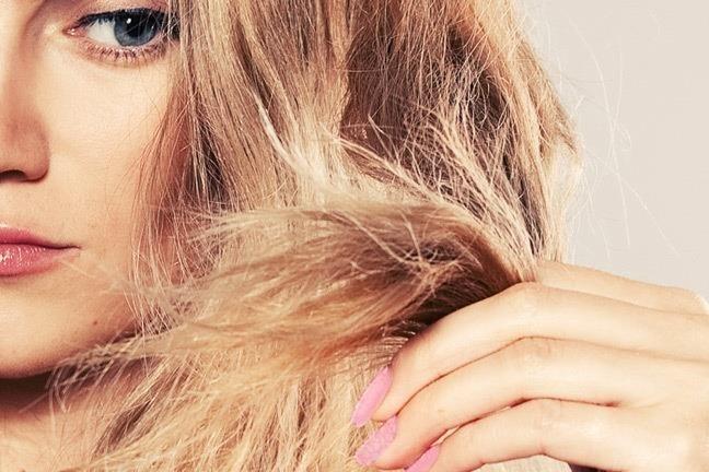 Восстановление сухих волос Фото 1