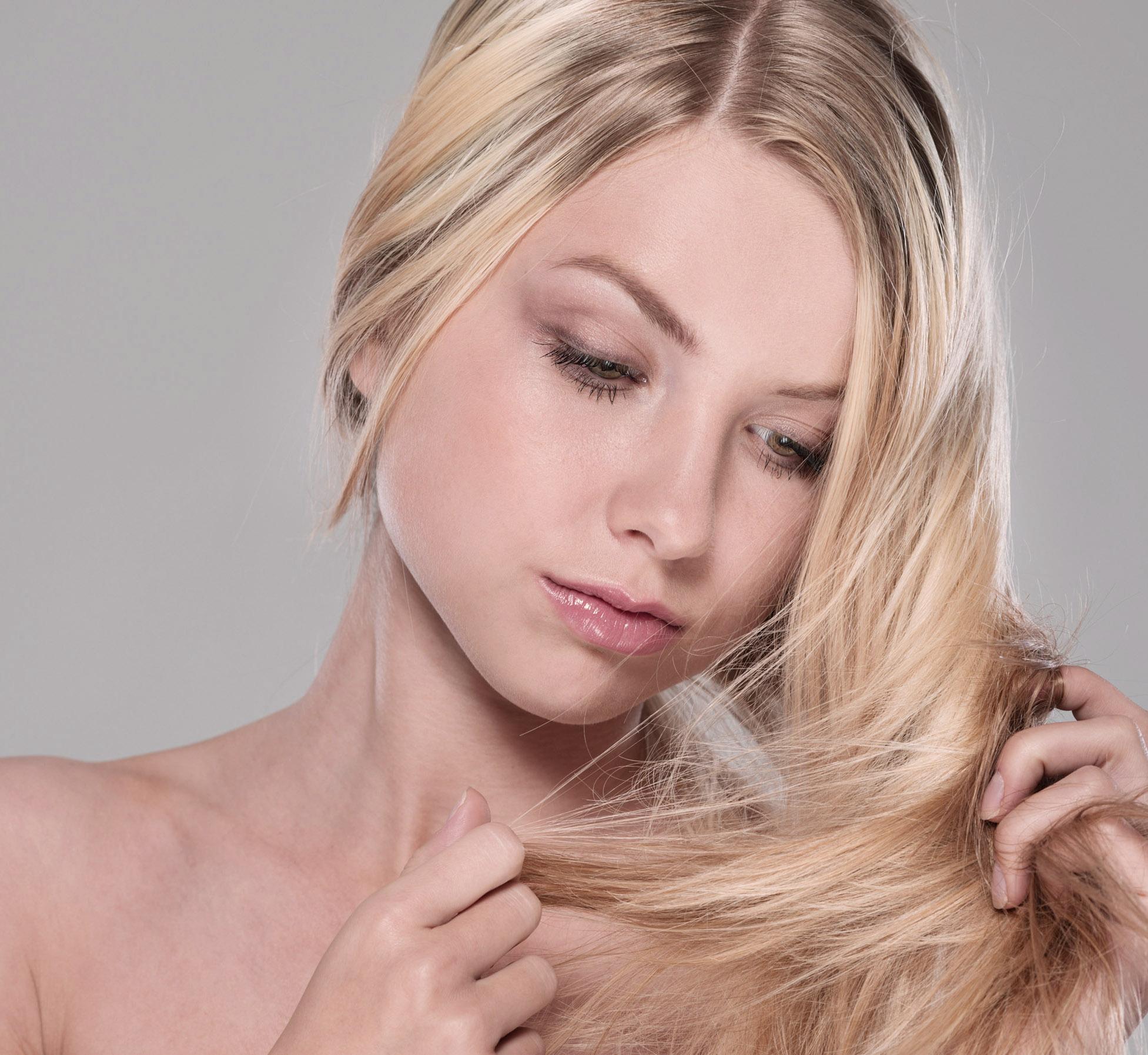 Сухие тонкие волосы что делать
