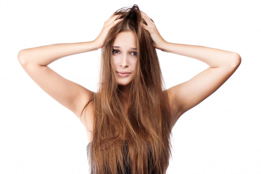 Рекомендации сухим волосам