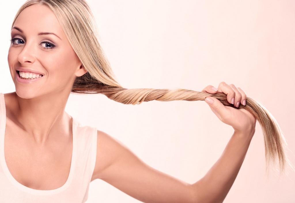 Укрепление волос Фото 1