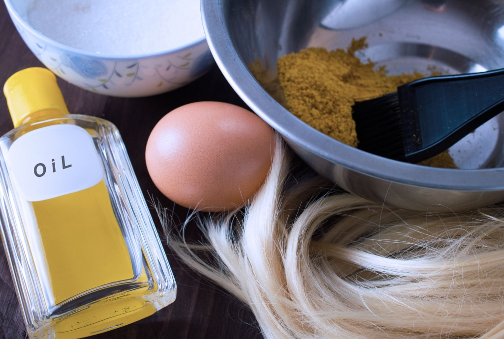 Маски для густоты волос - лучшие домашнии рецепты яичных масок