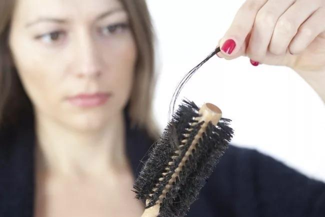 Выпадение волос после окрашивания: решаем проблему Фото 1