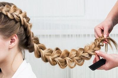 Как восстановить сожженные волосы Фото 2