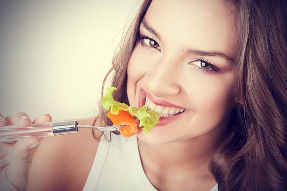 Выживание волос во время диеты