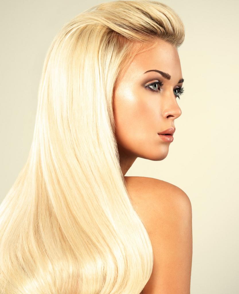 Увеличить количество волос в стадии роста