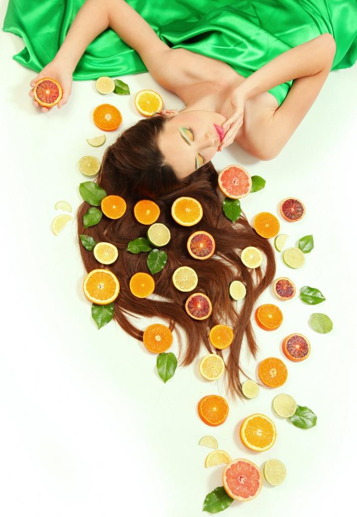 От A до E: маски с витаминами для укрепления и роста волос