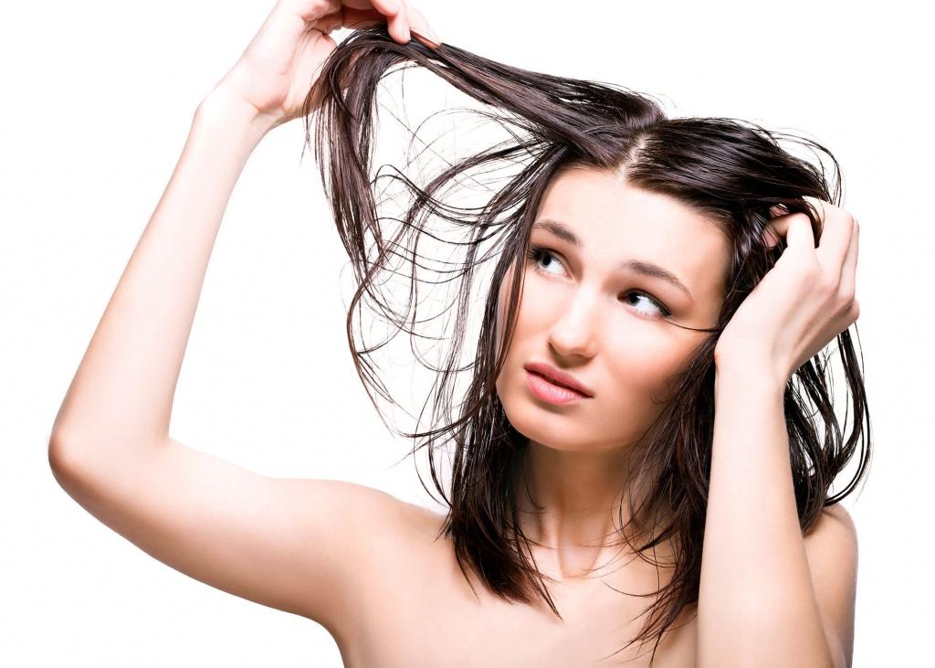 Маска для сухих волос с меда