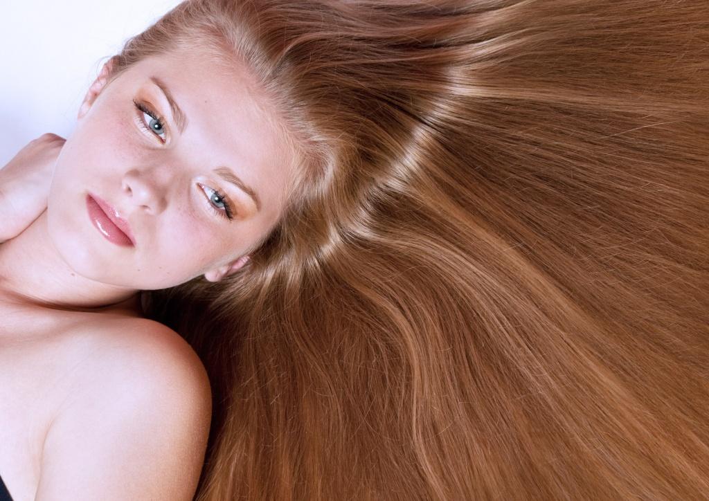 Голливудский шик: процедура экранирования волос Фото 1